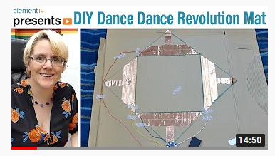 Dance Dance Mat